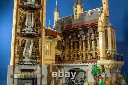 Castle Lego Harry Potter Poudlard Set (71043) 100% Complet