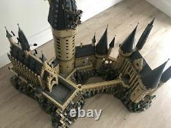 Castle Lego Harry Potter Poudlard Set (71043) Complète 100% Avec Tous Les Chiffres