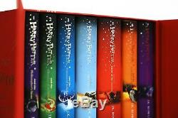 Coffret Cartonné Pour Enfants Harry Potter, 2014, The Complete Coll, Les 7 Romans