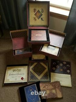 Collection Blu-ray / DVD De Harry Potter Wizard, 2012, 31-disc Set Complet