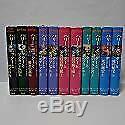 Collection Complète De Harry Potter En Japonais