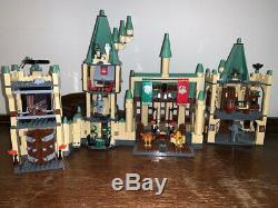 Complet Lego Harry Potter Château De Poudlard (4842) Avec Boîte + Instructions
