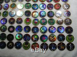 Complet Pokedex Lot De 150 Pièces De Combat Pokemon.