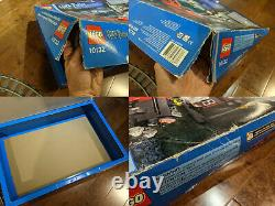 Complete Lego 10132+4520+4515 Hogwarts Express 2ème Édition Co-pack 65524