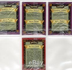Complétez Les Cartes De Grenouille Au Chocolat Harry Potter Super Rare Lire Description