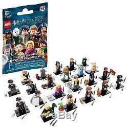 Dans La Main Lego Harry Potter Bêtes Fantastiques Série 1 Minifigures 71022