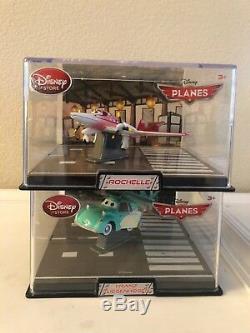 Disney Store Planes, 1er Film, Ensemble Complet, Coquille Dure Moulé