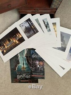 Edition DVD Harry Potter Sorciers Limited Collection Blu-ray Ensemble Complet