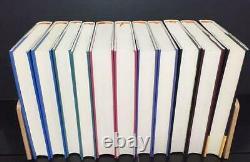 Ensemble Complet De 11 Livres Japonais Harry Potter J. K. Rowling Novel Used