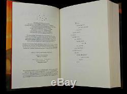 Ensemble Complet De 7 Harry Potter Relié Livres Lot J. K. Rowling + 1 Bonus Réservation