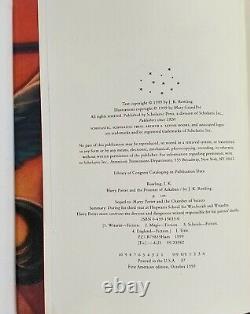 Ensemble Complet De 7 Livres De Couverture Rigide Harry Potter Lot J. K. Rowling + Bonus Book