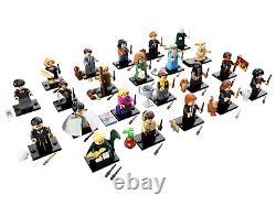 Ensemble Complet De Figurines Lego 71022 Harry Potter Série 1 Nouveau Tout 22