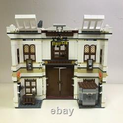 Ensemble Complet Lego Harry Potter Diagon Alley 2011 (10217) Utilisé