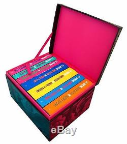 Ensemble De 7 Livres En Boîte De Harry Potter Collection Complète J K Rowling Gift