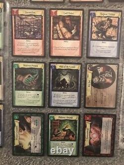Ensemble De Bases De Jeux Harry Potter Trading Card 116/116 Wotc Licorne Tcg