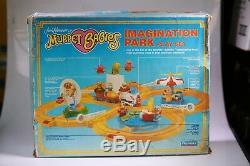 Ensemble De Jeux Muppet Babies Imagination Park Complet, Neuf, Dans La Boîte