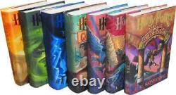 Ensemble De Livres Complet Harry Potter