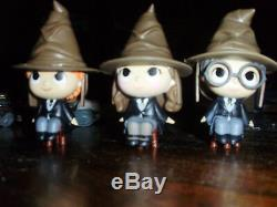 Funko Mystère Mini Harry Potter Complete Set All Série 3 Avec 2 Exclusives Bonus