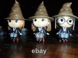 Funko Mystery Mini Harry Potter Ensemble Complet De 3 Séries Avec 2 Bonus Exclusifs