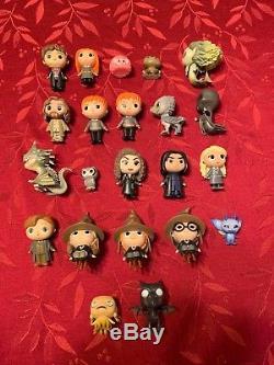 Funko Mystery Minis Série Harry Potter 2 Complète Avec Exclusivités