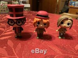 Funko Mystery Série Minis Harry Potter 3 Complete Set De 3 Exclusives Cible