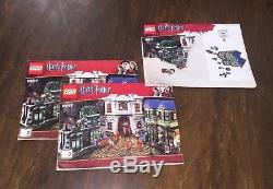 HP Diagon Alley 10217 98% Complet Avec Boîte Et Instructions