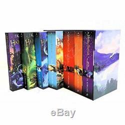 Harry Potter 7 Set Livres The Complete Collection Poche Coffret J. K Rowling