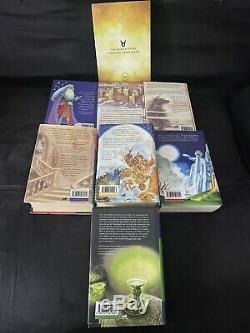 Harry Potter 8 Livres Ensemble Complet Bloomsbury / Hardback 3 X First Editions