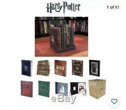 Harry Potter À L'écran La Page Complète Du Film-set Journey Collector Faire