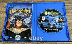 Harry Potter And The Philosopher's Stone Playstation 2 Ps2 Complet