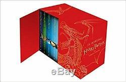 Harry Potter Box Set La Collection Complète Livre De Bord Rowling, J. K