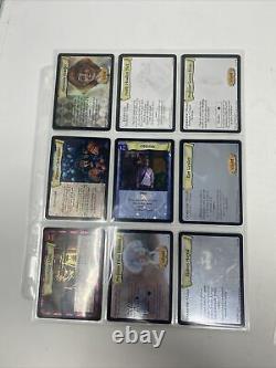 Harry Potter Cartes De Trading / Ensemble De Base Complet Avec Des Bobines