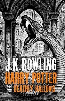 Harry Potter, Coffret, Édition Adulte Avec Couverture Rigide, 7 Romans À Compléter, Bloomsbury, Royaume-uni