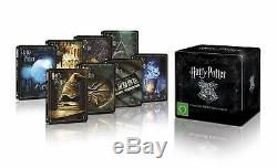 Harry Potter Collection Complète 1-8 4k Ultra Hd Hdr Blu Ray Steelbook Région B