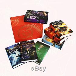 Harry Potter Collection Complète De 7 Livres En Coffret De J. K. Rowling Nouvel Aus