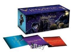 Harry Potter Collection Complète De CD Audio De La Série J. K. Rowling En Coffret Nouveau