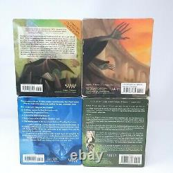 Harry Potter Collection Complète Livres Audio CD Ensemble Livres 1 7