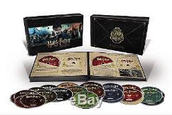 Harry Potter Collection De Disques Blu-ray Edition Collectionneurs Une Aventure Épique Complète