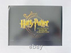 Harry Potter Complet Blu-ray 8-film Steelbook Collection