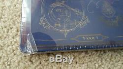 Harry Potter Complète 8 Steelbook 16 Blu-ray Collection Importation Pls Lire Les Defauts