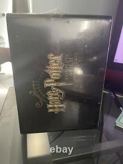 Harry Potter Complete 8 Steelbook Collection Best Buy Jamais Ouvert