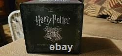 Harry Potter Complete 8-film Collection 4k Blu-ray Disc, Steelbook Collection