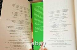 Harry Potter Complete Book Set 1-8 Bloomsbury Raincoast Jk Rowling Hardcover Dj