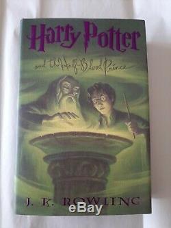 Harry Potter Complete Hardcover Set Livres 1-7 + Fantastique Beasts & Maudit Enfant