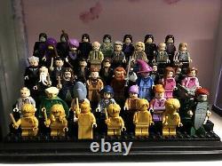 Harry Potter Complete Lego Mini Figues Collection Tous Les 355! Exclusivité Et Rare