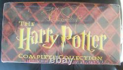 Harry Potter Complete Scholastic Collection Hardback Book Set! 1er Am. Ed. Nouveau