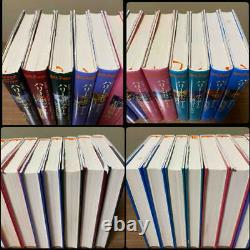 Harry Potter Complete Series 1-7 Book Set Japonais
