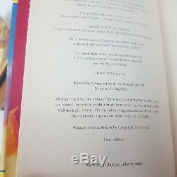 Harry Potter Complete Set Livre À Couverture Rigide 1-7 Bloomsbury Jk Rowling First Editions