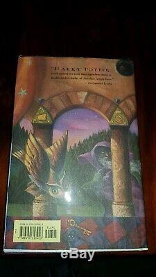 Harry Potter Complete Set Première Édition First Printings