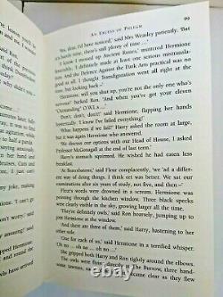 Harry Potter Complete Uk Bloomsbury Full Set Of 7 Hardback Books First Edition